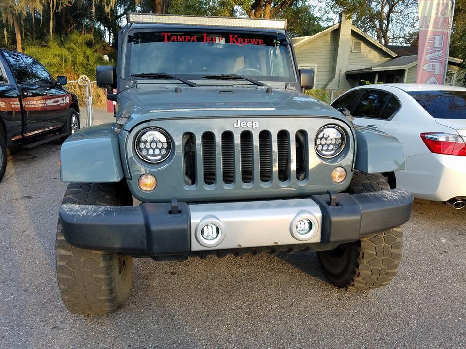 jeep lighting