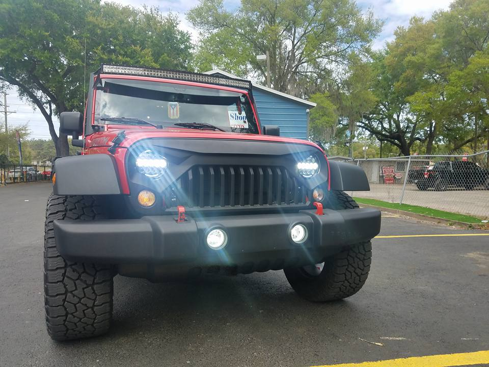 jeep led lighting