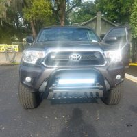 led lights on toyota truck
