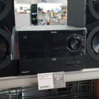 ION bookshelf stereo