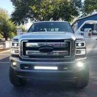 ford LED lightbar