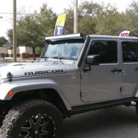 jeep rubicon window tint