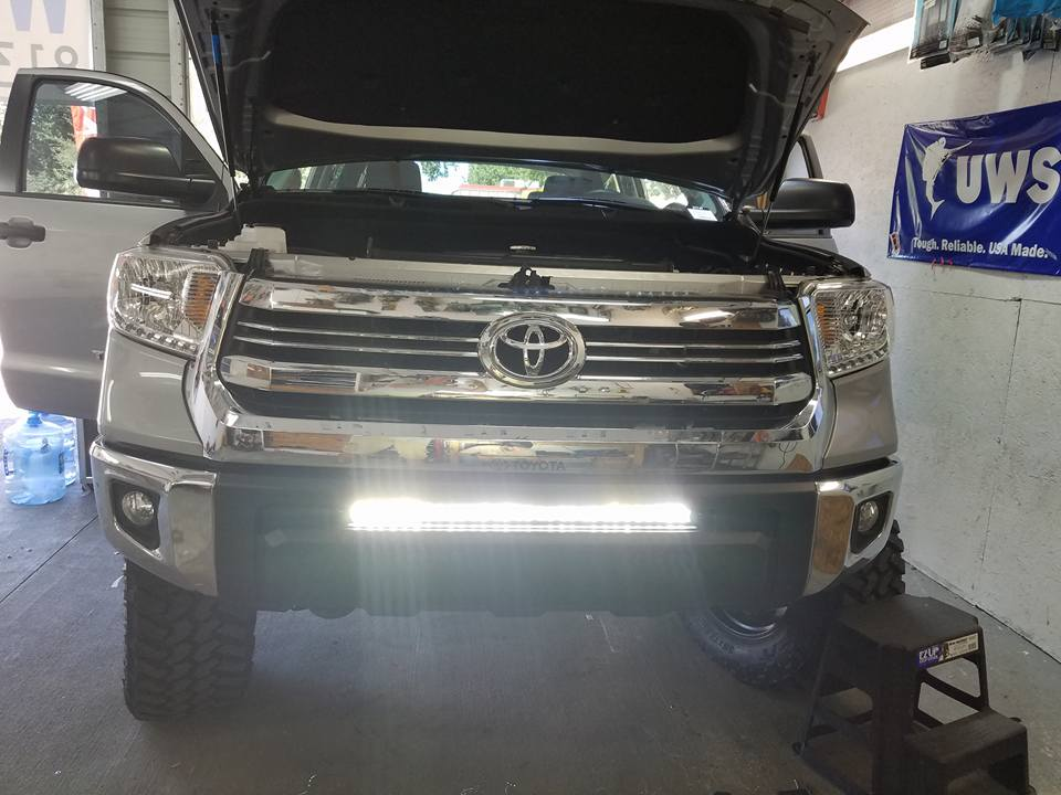 led lights bars