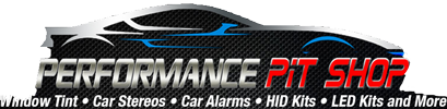 Performance Pit Shop Logo
